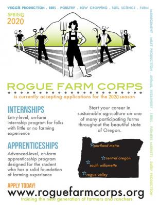Rogue Farm Corps Training